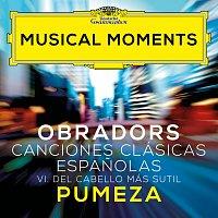 Pumeza Matshikiza, James Baillieu – Obradors: Canciones Clásicas Espanolas, Vol. 1: VI. Del cabello más sutil (Dos cantares populares) [Musical Moments]
