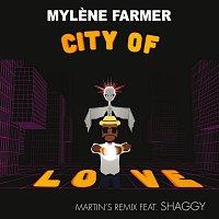 Mylene Farmer, Shaggy – City Of Love [Martin's Remix]
