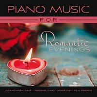 Přední strana obalu CD Piano Music For Romantic Evenings