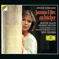Přední strana obalu CD Honegger: Jeanne d'Arc au Bucher
