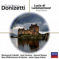 José Carreras, Samuel Ramey, New Philharmonia Orchestra, Jesús López-Cobos – Lucia di Lammermoor - Highlights