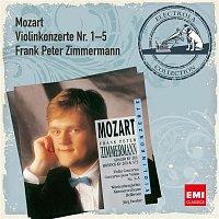 Frank Peter Zimmermann, Jorg Faerber, Wurttembergisches Kammerorchester Heilbronn – Violinkonzerte Nr.1-5 - Adagio - Rondos