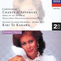 Přední strana obalu CD Canteloube: Chants d'Auvergne/Villa-Lobos: Bachianas Brasileiras No.5