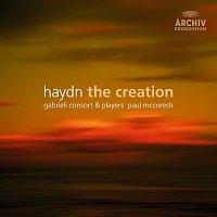 Přední strana obalu CD Haydn: The Creation