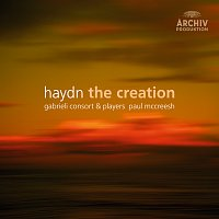 Přední strana obalu CD Haydn: The Creation