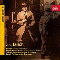 Česká filharmonie, Václav Talich – Talich Special Edition 8. Wagner: Tristan a Isolda, Preludia - Čajkovskij: Symfonie č. 6