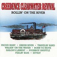 Přední strana obalu CD Rollin' On The River