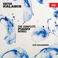 Přední strana obalu CD Kalabis: Kompletní dílo pro klavír