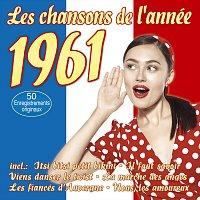 Různí interpreti – Les chansons de l'année 1961