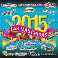 Přední strana obalu CD Las Más Chidas 2015