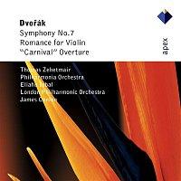 Thomas Zehetmair, Eliahu Inbal & Philharmonia Orchestra – Dvorák : Symphony No.7, Romance & Carnival Overture  -  Apex