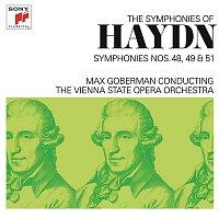 Max Goberman, Joseph Haydn, Orchester der Wiener Staatsoper – Haydn: Symphonies Nos. 48, 49 & 51