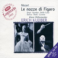 Alfred Poell, Lisa della Casa, Hilde Gueden, Cesare Siepi, Hilde Rossel-Majdan – Mozart: Le Nozze di Figaro