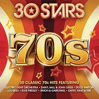 Přední strana obalu CD 30 Stars: 70s