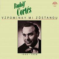 Přední strana obalu CD Vzpomínky mi zůstanou (pův.LP + bonusy z let 1948-1958)
