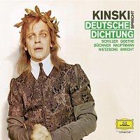 Přední strana obalu CD Kinski spricht Deutsche Dichtung