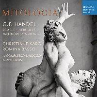 Christiane Karg, Alan Curtis, Georg Friedrich Händel, Il Complesso Barocco – Mitologia - Handel: Arias & Duets