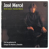 Přední strana obalu CD José Merce / Verde Junco / Hondas Raices