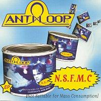 Přední strana obalu CD N. S. F. M. C (Not Suitable For Mass Consumption)