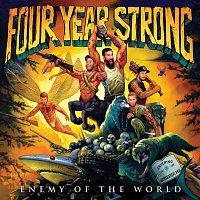 Přední strana obalu CD Enemy Of The World