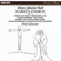 Wolf Euba, Christiane Oelze, Rosemarie Lang, Peter Schreier – J.S. Bach: Markus-Passion BWV 247