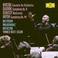 "Rotterdam Philharmonic Orchestra, Yannick Nézet-Séguin, Collegium Vocale Gent – Bartók: Concerto For Orchestra, BB 123, Sz.116 / Dvorák: Symphony No.8 in G Major, Op.88, B.163 / Debussy: Nocturnes, L. 91 / Haydn: Symphony No.44 in E Minor, Hob.I:44 -""Mourning"""