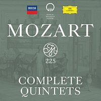 Různí interpreti – Mozart 225 - Complete Quintets