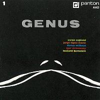 Různí interpreti – Copland, Marín, Milhaud, Stravinskij, Bernstein: Genus