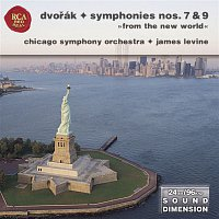 James Levine, Antonín Dvořák – Dimension Vol. 13: Dvorák - Symphonies Nos. 7 & 9