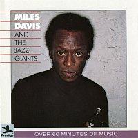 Přední strana obalu CD Miles Davis And The Jazz Giants