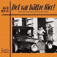 Různí interpreti – Det var battre forr Volym 1b 1931-1935