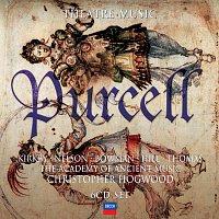 Přední strana obalu CD Purcell: Theatre Music