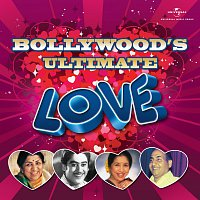 Přední strana obalu CD Bollywood's Ultimate Love