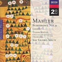 Yvonne Minton, Chicago Symphony Orchestra, Sir Georg Solti – Mahler: Symphony No.9; Lieder eines fahrenden Gesellen etc.