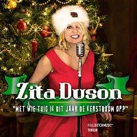 Zita Duson – Met wie tuig ik dit jaar de kerstboom op