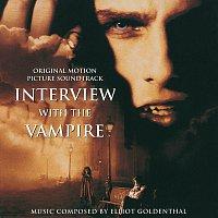 Přední strana obalu CD Interview With The Vampire
