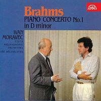 Přední strana obalu CD Brahms: Koncert pro klavír a orchestr č. 1 d moll, Intermezzo