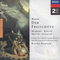 René Kollo, Hildegard Behrens, Helen Donath, Peter Meven, Rafael Kubelík – Weber: Der Freischutz [2 CDs]
