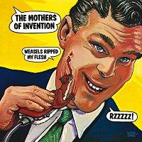 Přední strana obalu CD Weasels Ripped My Flesh