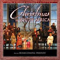 Přední strana obalu CD Christmas In South Africa