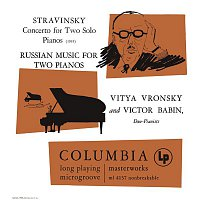 Igor Stravinsky – Stravinsky: Concerto for Two Solo Pianos - Russian Music for Two Pianos