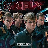 Přední strana obalu CD Party Girl