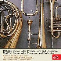 Různí interpreti – Koncert pro trombon a orchestr, Koncert pro lesní roh a orchestr