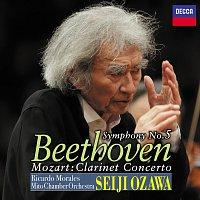 Seiji Ozawa, Mito Chamber Orchestra – Beethoven: Symphony No.5, Mozart: Clarinet Concerto [Live At Concert Hall, Art Tower Mito / 2016]